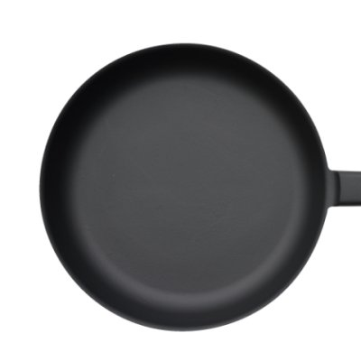 Photo2: Fry pan 20cm Black(1.45qt,1.53ℓ)